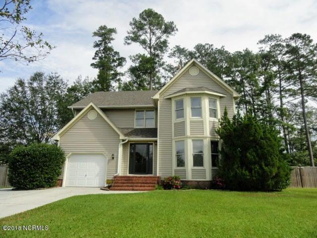 100 Fawn Trail, Jacksonville, NC, 28540   MLS #100142339