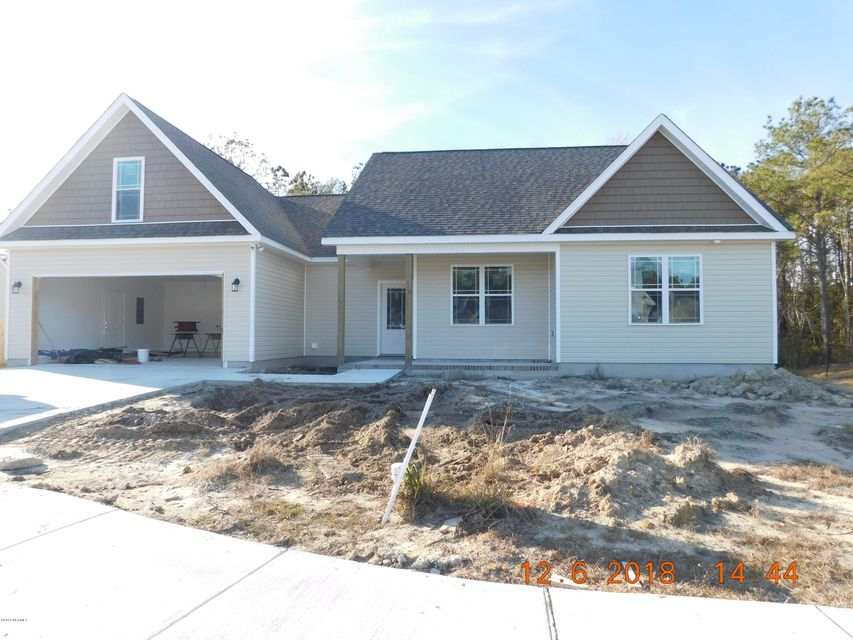 104 Shadow Creek Drive, Swansboro, NC, 28584 | MLS #100122120