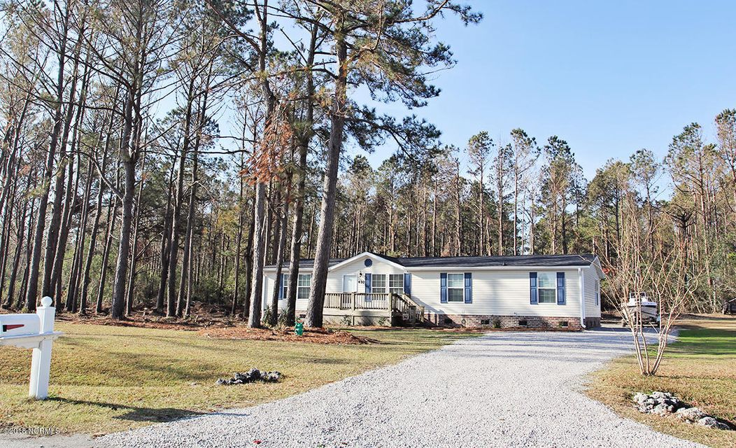410 Clearwater Drive, Newport, NC, 28570 | MLS #100142943