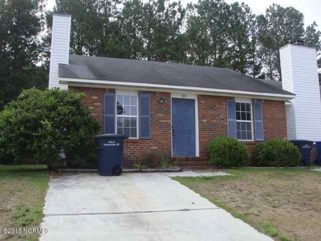 150 Brenda Drive, Jacksonville, NC, 28546 | MLS #100143954