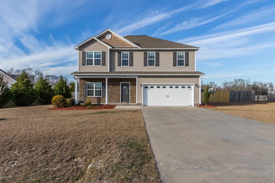 403 Bluff Circle, Jacksonville, NC, 28540 | MLS #100145826