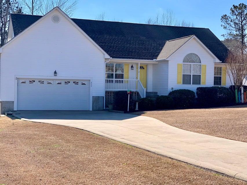 317 Appaloosa Court, Swansboro, NC, 28584   MLS #100146301