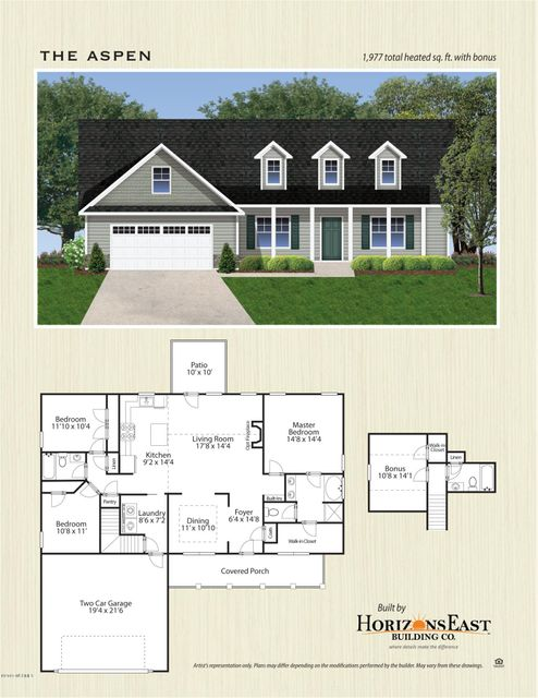 300 Pansy Place Court, Hubert, NC, 28539 | MLS #100147426