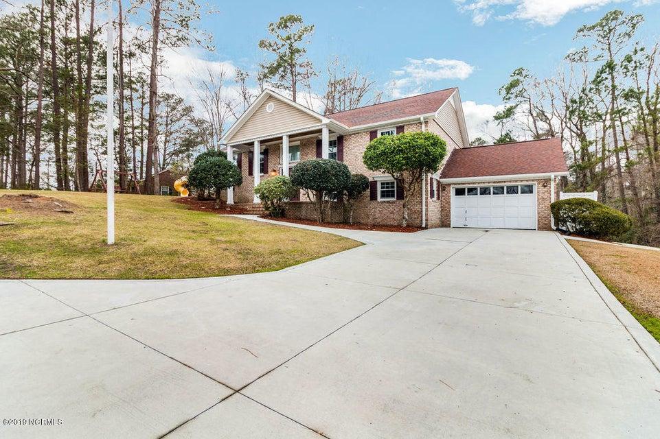 103 Courtland Drive, Jacksonville, NC, 28546 | MLS #100132046