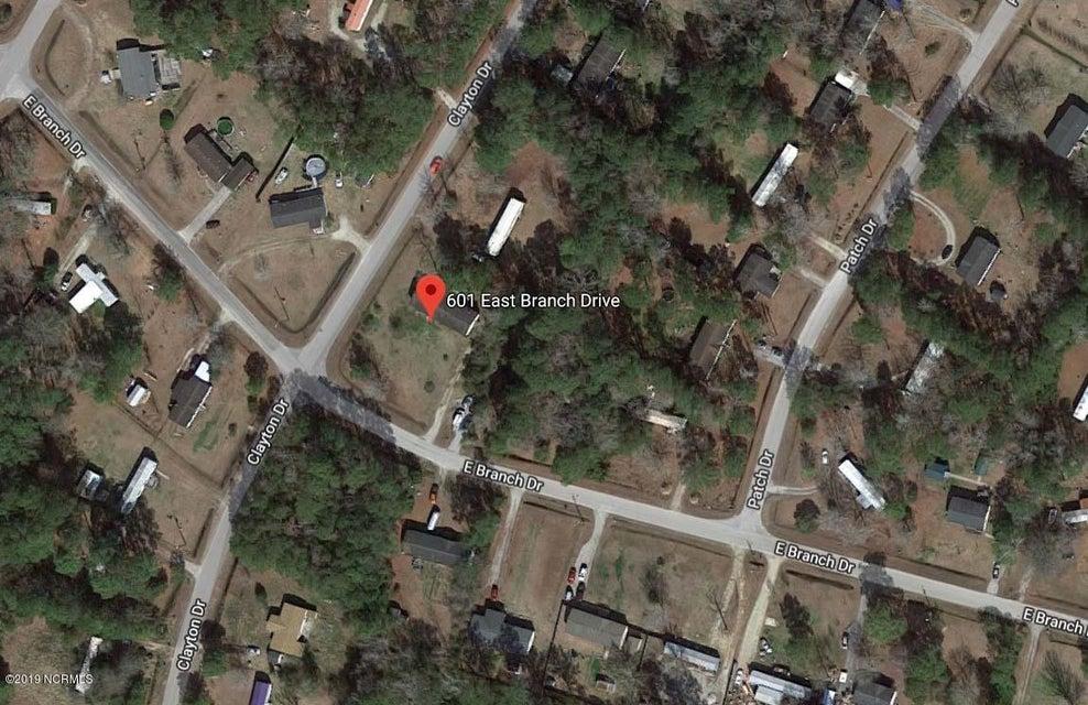 601 Branch Drive, Newport, NC, 28570 | MLS #100147488