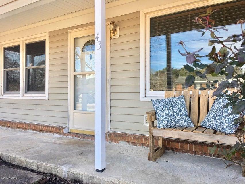 43 Heritage Drive, Jacksonville, NC, 28540 | MLS #100147515