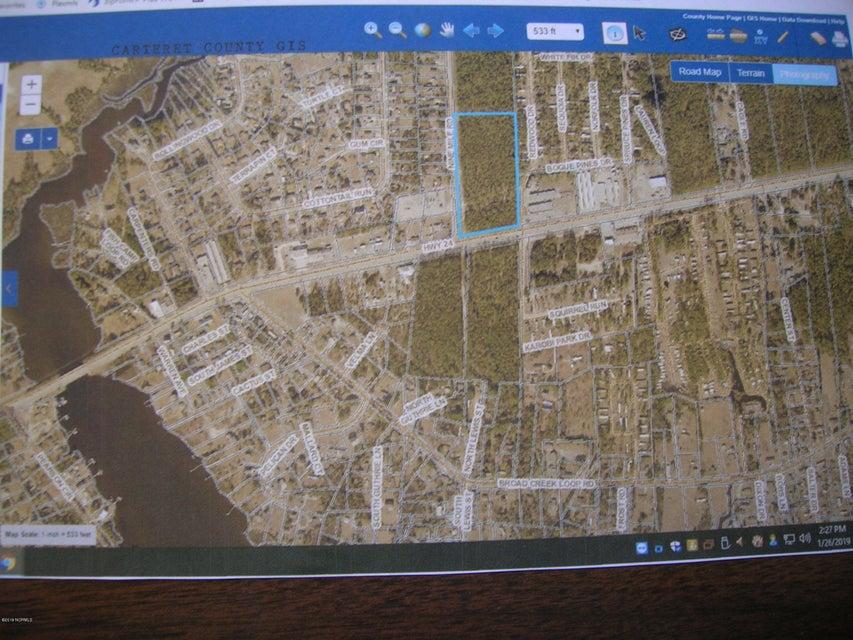 Tract 3 Hw24 & Nine Foot Rd , Newport, NC, 28570 | MLS #100147658