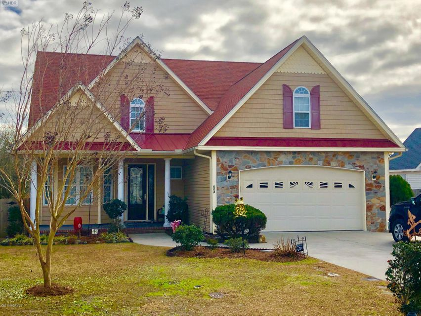 604 Edgewood Avenue, Newport, NC, 28570 | MLS #100147827