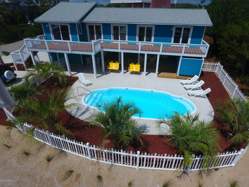 100 Hubert Street, Emerald Isle, NC, 28594 | MLS #100148328