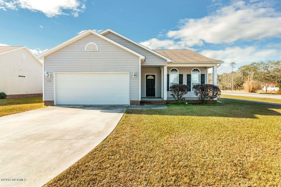 100 Borough Nest Drive, Swansboro, NC, 28584 | MLS #100148357
