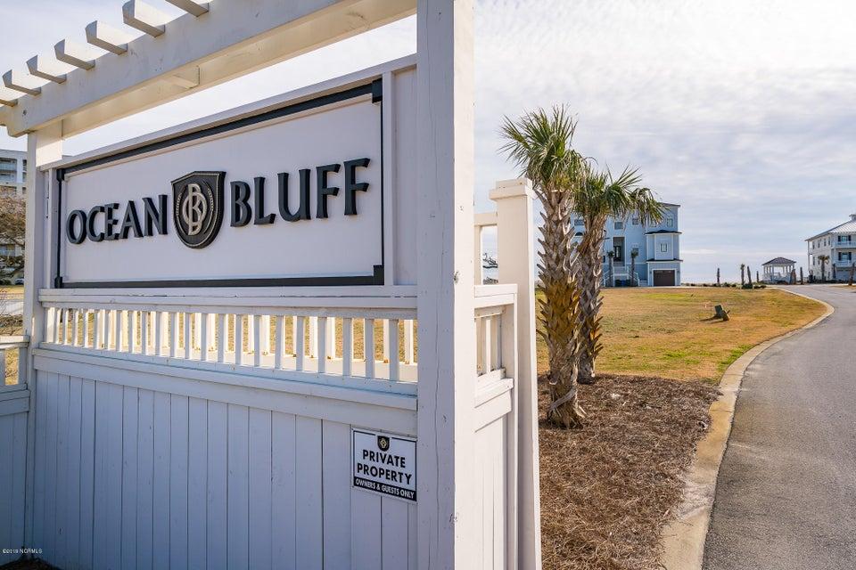 101 Ocean Bluff Drive, Indian Beach, NC, 28512 | MLS #100148661