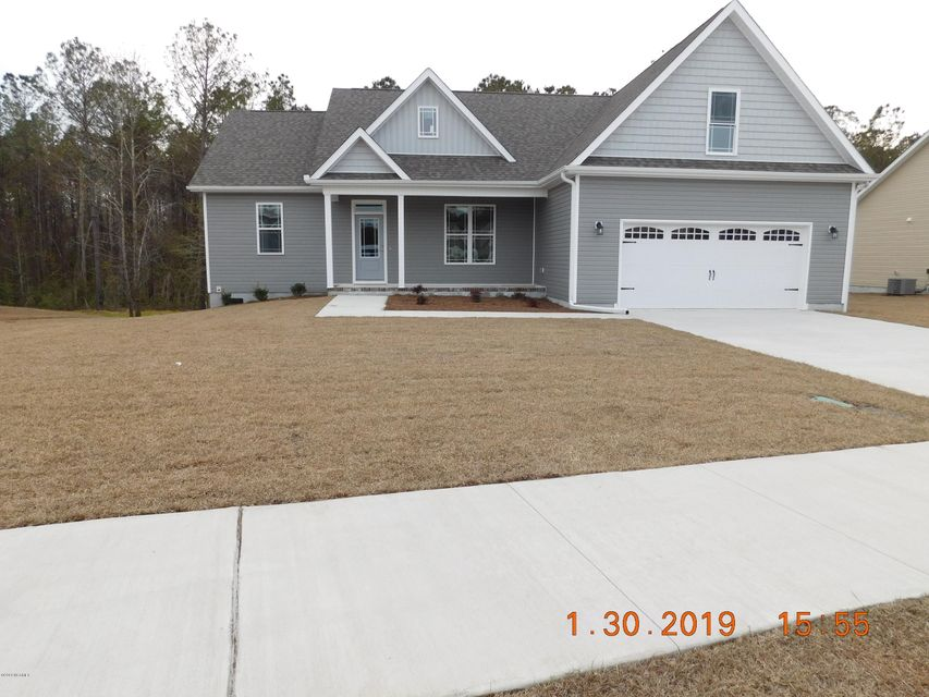 116 Shadow Creek Drive, Hubert, NC, 28539 | MLS #100122549