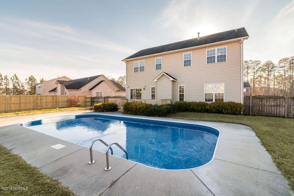224 Stagecoach Drive, Jacksonville, NC, 28546   MLS #100144618
