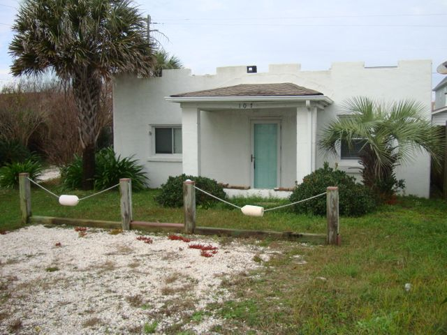Opportunity awaits! 2 bungalows, one price, and only 2 blocks from the Atlantic Beach Ocean!