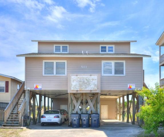 511 Ocean Boulevard W, Holden Beach, NC 28462