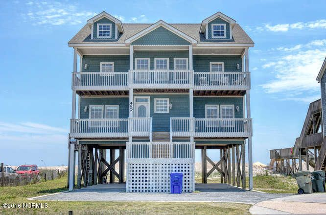 460 New River Inlet Road, North Topsail Beach, NC 28460