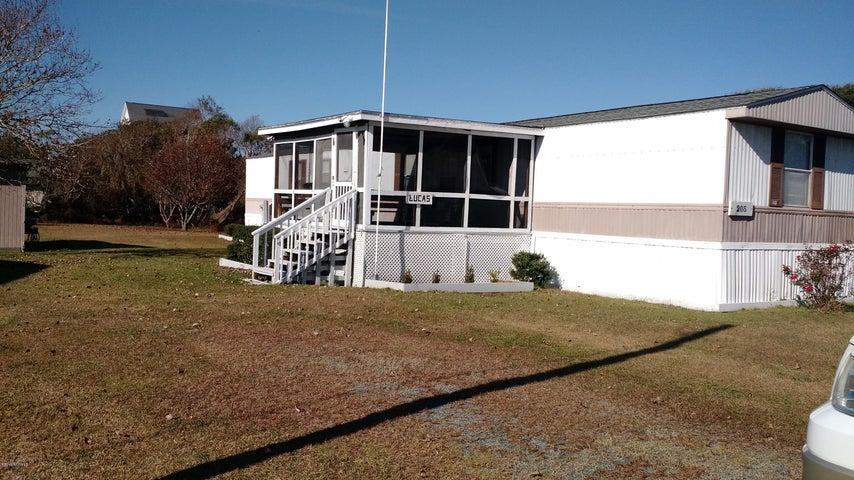 205 Knollwood Drive, Atlantic Beach, NC 28512