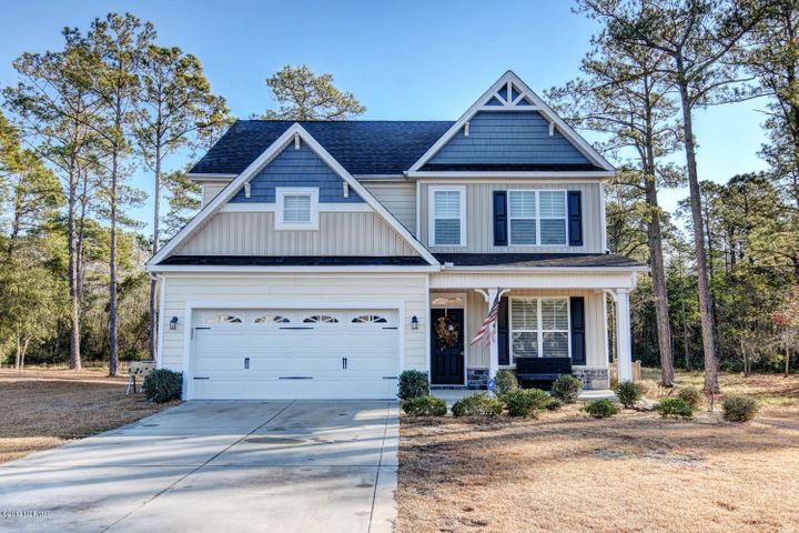 64 Scrub Oaks Drive, Hampstead, NC 28443