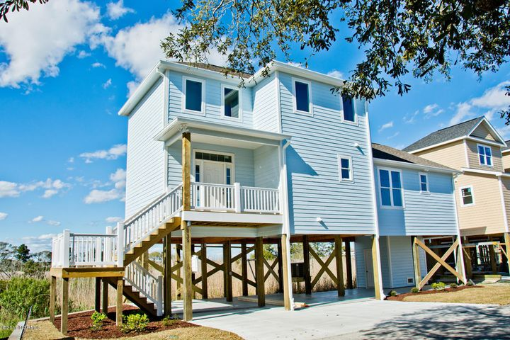 112 Salt Marsh Way, Atlantic Beach, NC 28512