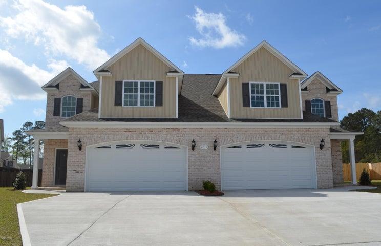 1652 A Cambria Drive, A, Greenville, NC 27834