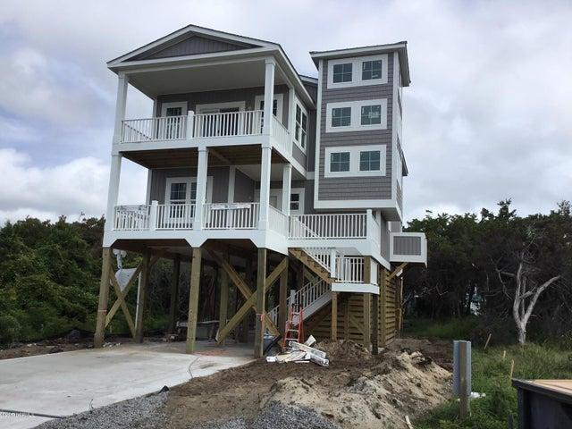 2918 E Dolphin Drive, Oak Island, NC 28465