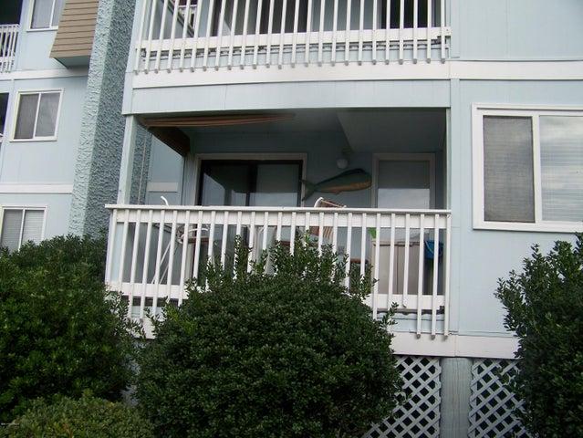 Porch of unit 155
