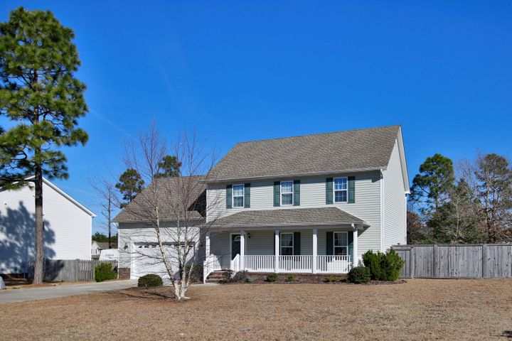 110 Tifton Circle, Cape Carteret, NC 28584