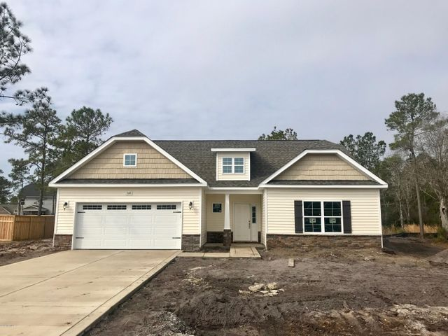 318 Red Cedar Drive, Lot 43, Sneads Ferry, NC 28460