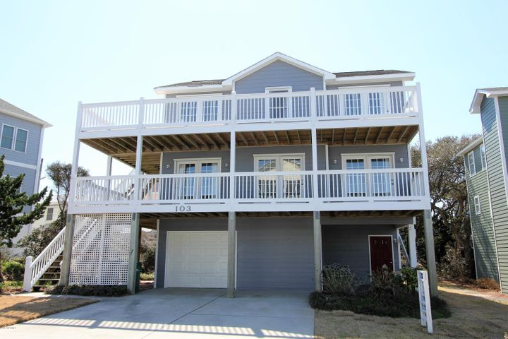 103 Shaes Landing, Surf City, NC 28445