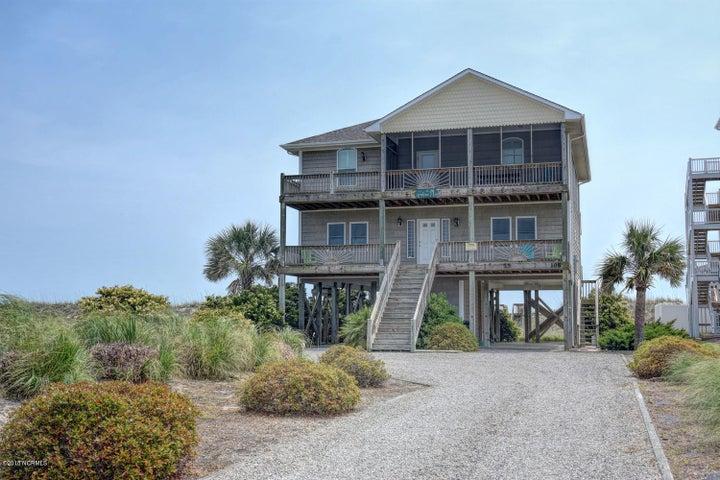 108 Scotch Bonnet Drive, North Topsail Beach, NC 28460