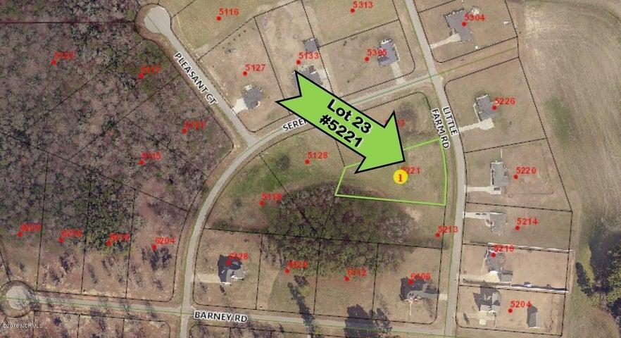5221 23 Little Farm Road, Elm City, NC 27822