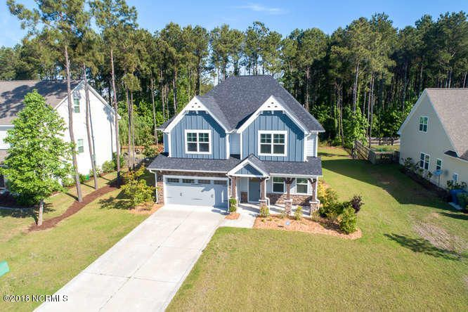 409 Canvasback Lane, Sneads Ferry, NC 28460