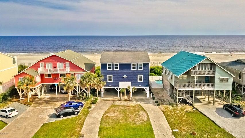 321 Ocean Boulevard W, A & B, Holden Beach, NC 28462