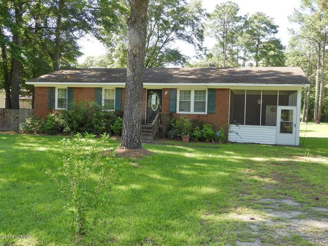 1172 S Asbury Church Road, Washington, NC 27889