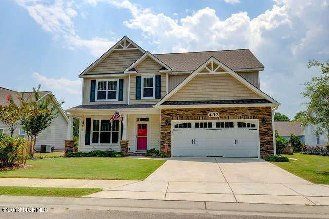 433 Landsdowne Circle, Hampstead, NC 28443