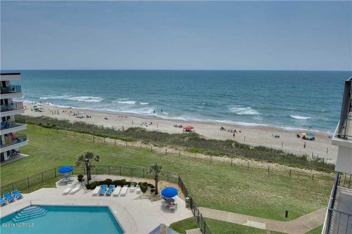 Ocean & Beach View