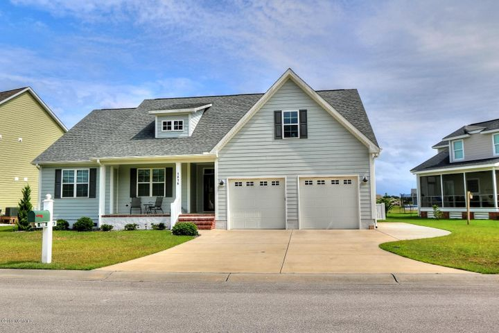 1816 Olde Farm Road, Morehead City, NC 28557
