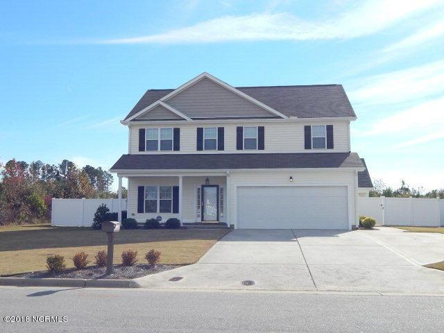 2217 Crescent Drive W, Wilson, NC 27893