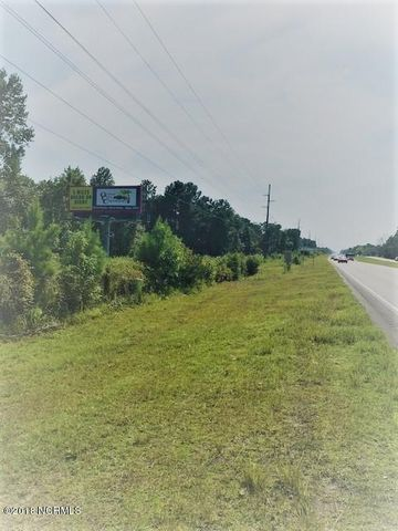Ocean Highway 17 Northbound Road Frontage