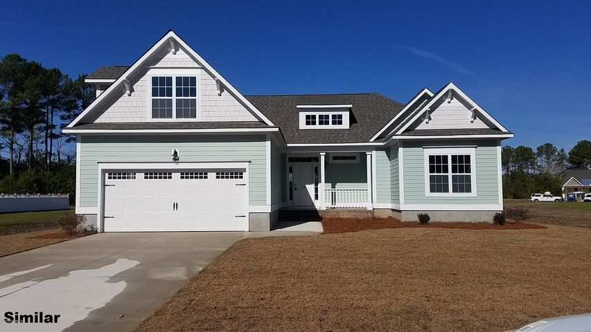 Lot 22 Pinnacle Parkway, Hampstead, NC 28443