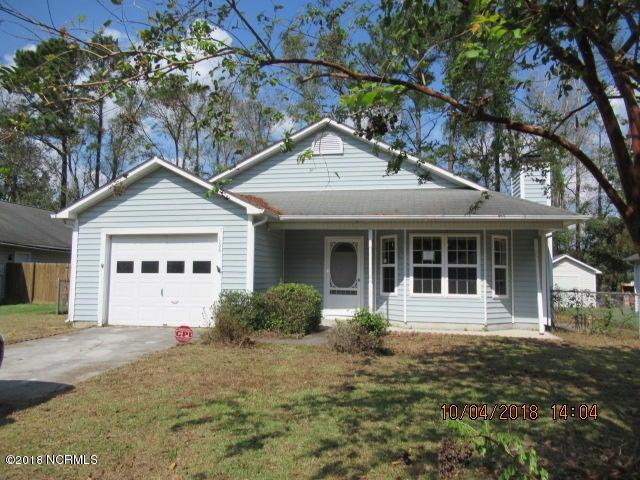 1208 Gerald Drive, Jacksonville, NC 28540