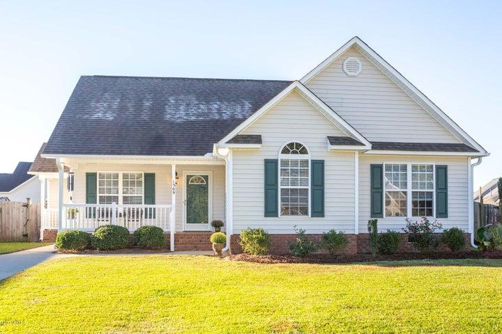 1309 Ashmoor Lane, Winterville, NC 28590