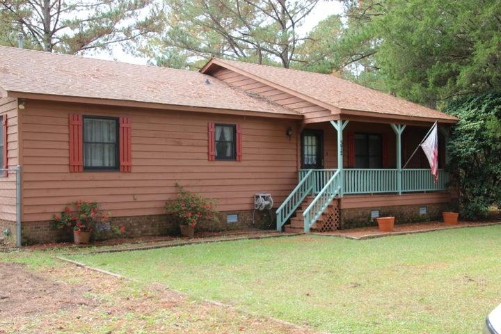 372 Fort Hill Drive, Blounts Creek, NC 27814