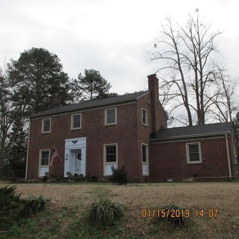1417 W W Thomas Street, Rocky Mount, NC 27804