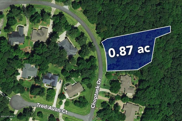 Lot 257 Choptank Drive, Chocowinity, NC 27817