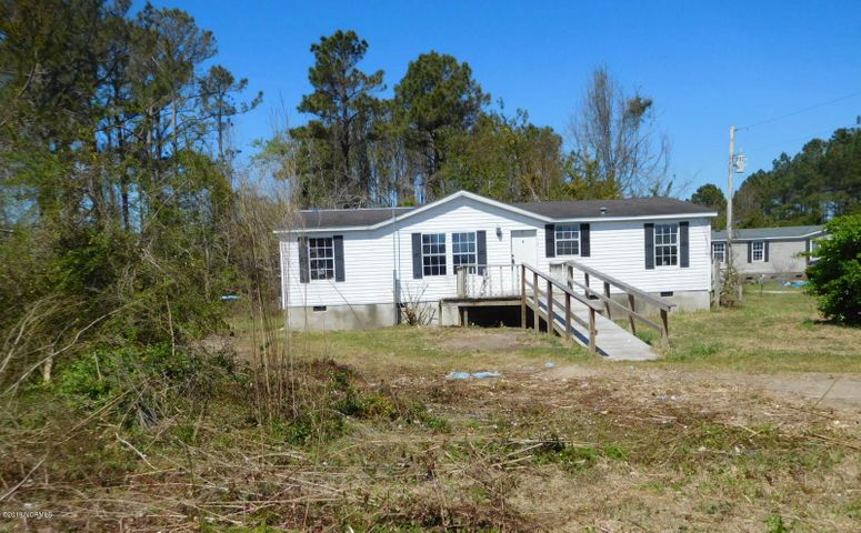 132 Mc Seafood Lane, Newport, NC 28570