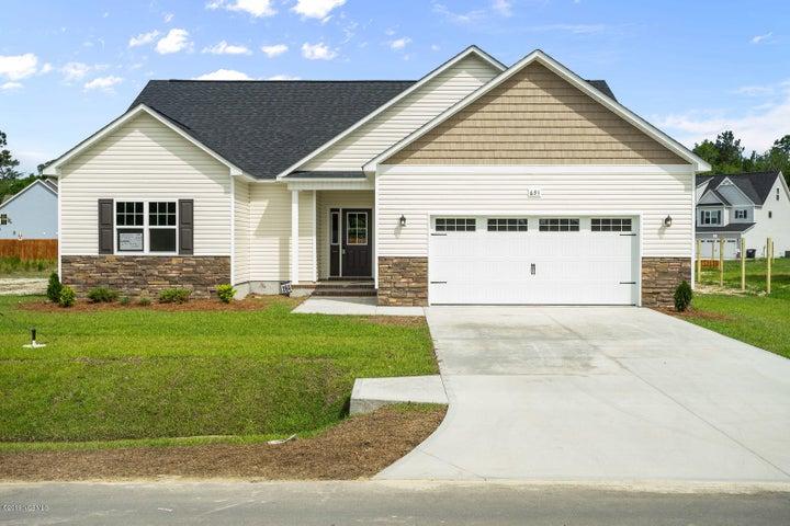691 Aria Lane, Hubert, NC 28539