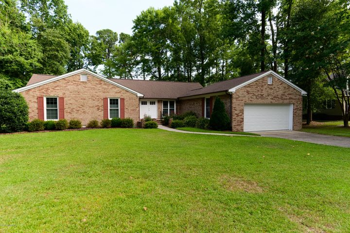 2114 Horse Shoe Bend, Trent Woods, NC 28562