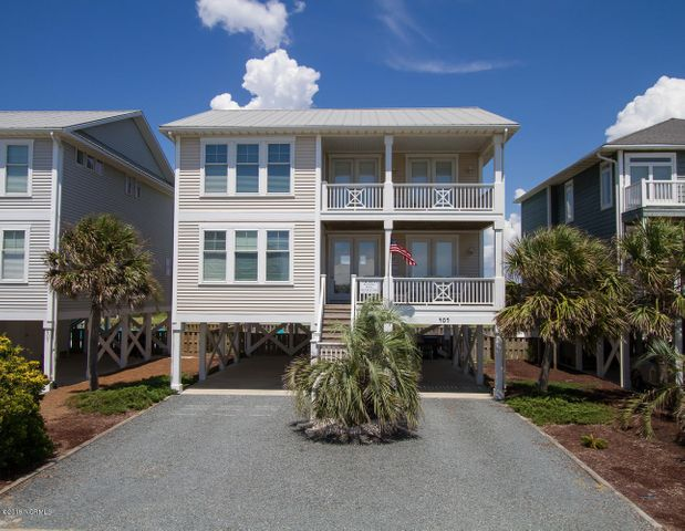 409 E Second Street, Ocean Isle Beach, NC 28469