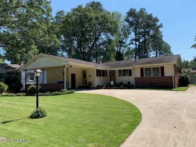 1761 heated sq. ft., plus enclosed rear porch, manageable yard.